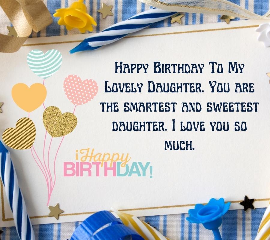 happy birthday daughter pics