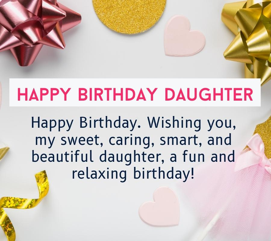 happy birthday to my beautiful daughter images