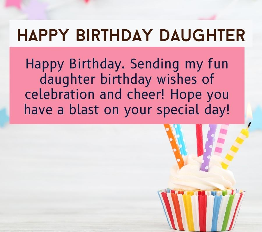 happy birthday images daughter