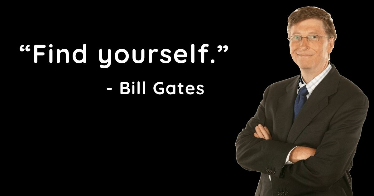 Bill Gates Prernadayak Quotes In English HD Pictures Download