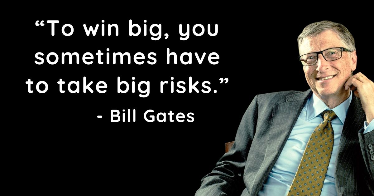 Bill Gates Inspirational Thoughts In English HD Images Download