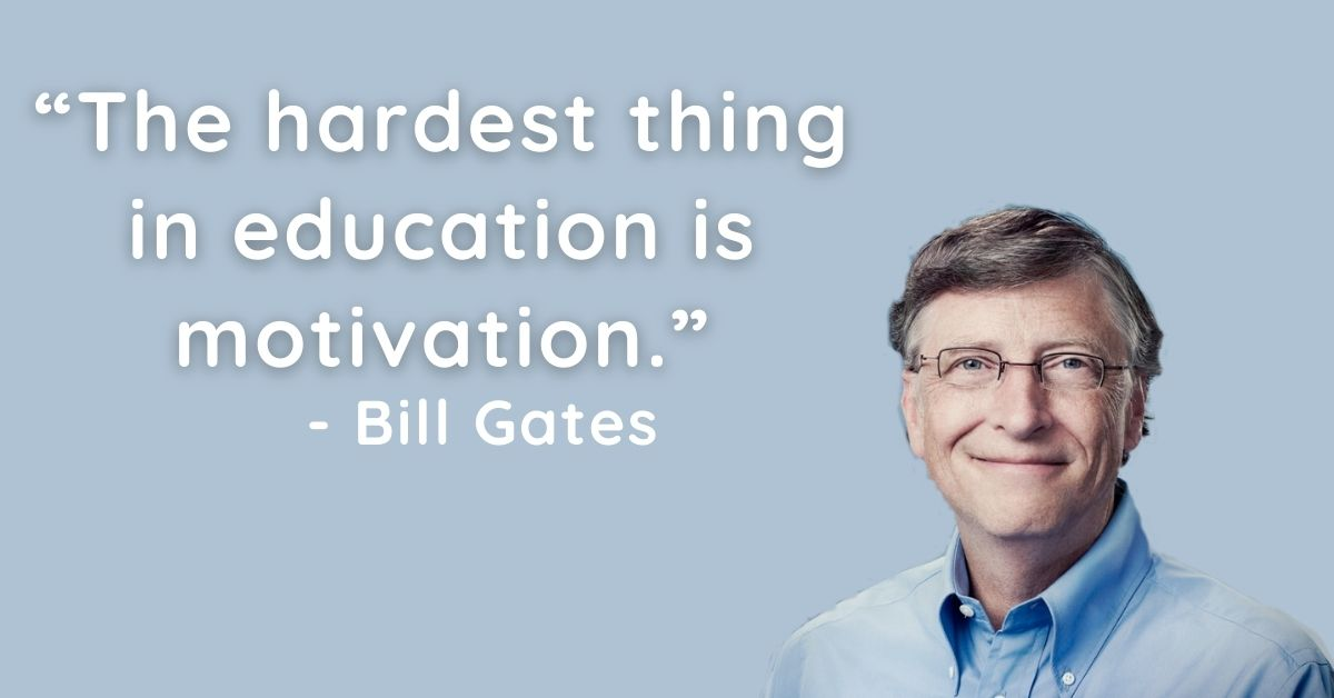 Bill Gates Inspirational Thoughts In English HD Photos Download