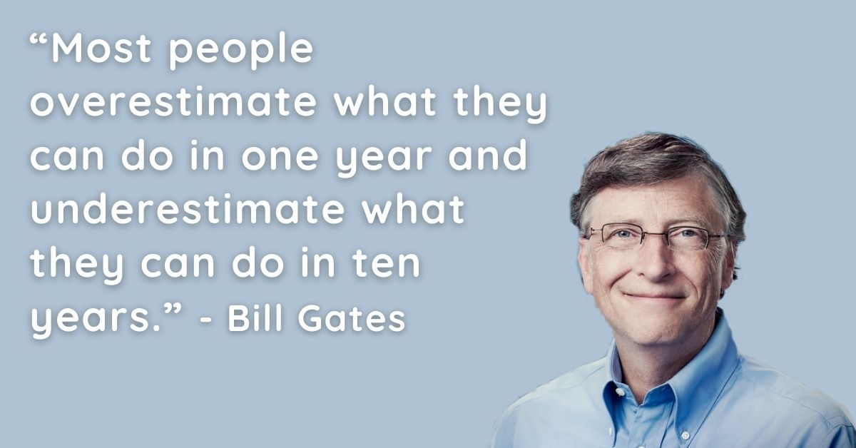 Bill Gates Motivational Thoughts In English HD Photos Download