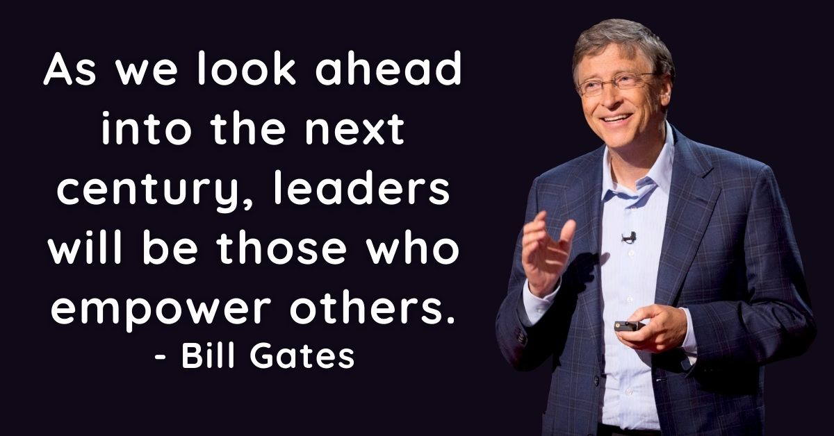 Bill Gates Motivational Quotes In English HD Pics Download