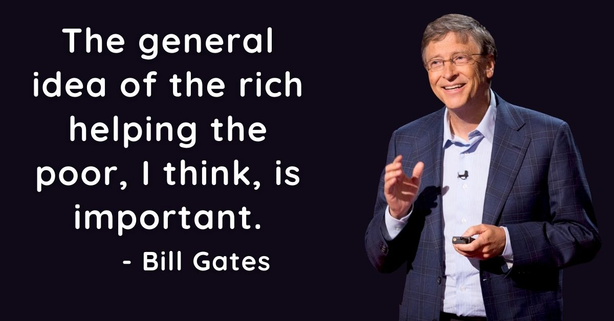 Bill Gates Inspirational Quotes In English HD Images Download