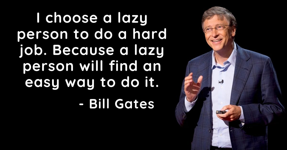 Bill Gates Motivational Quotes In English HD Pictures Download