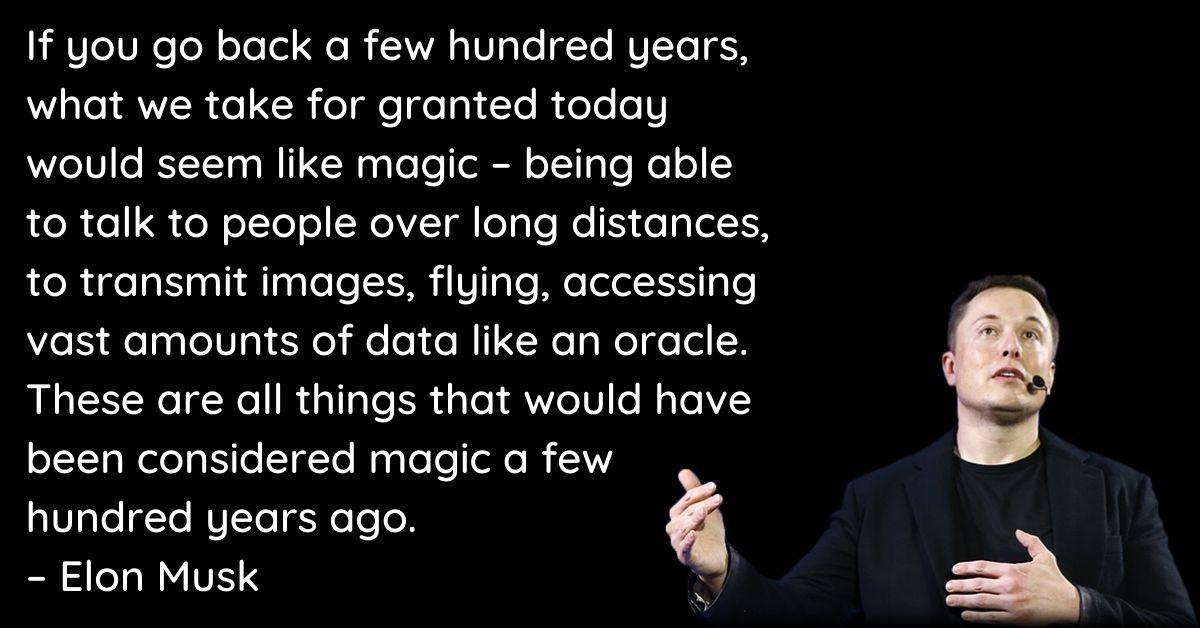 Elon Musk Prernadayak Quotes In English HD Pics Download