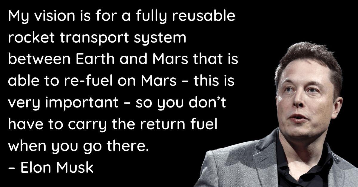 Elon Musk Prernadayak Quotes In English HD Photos Download
