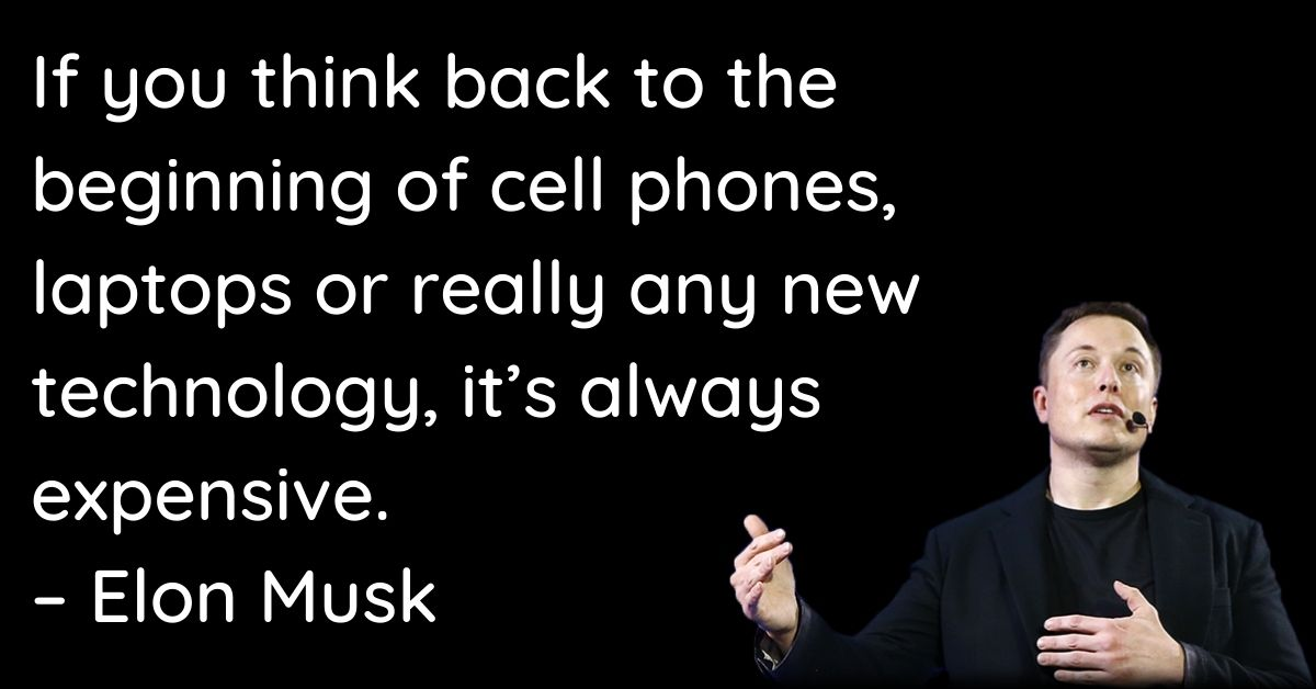 Elon Musk Prernadayak Quotes In English HD Images Download