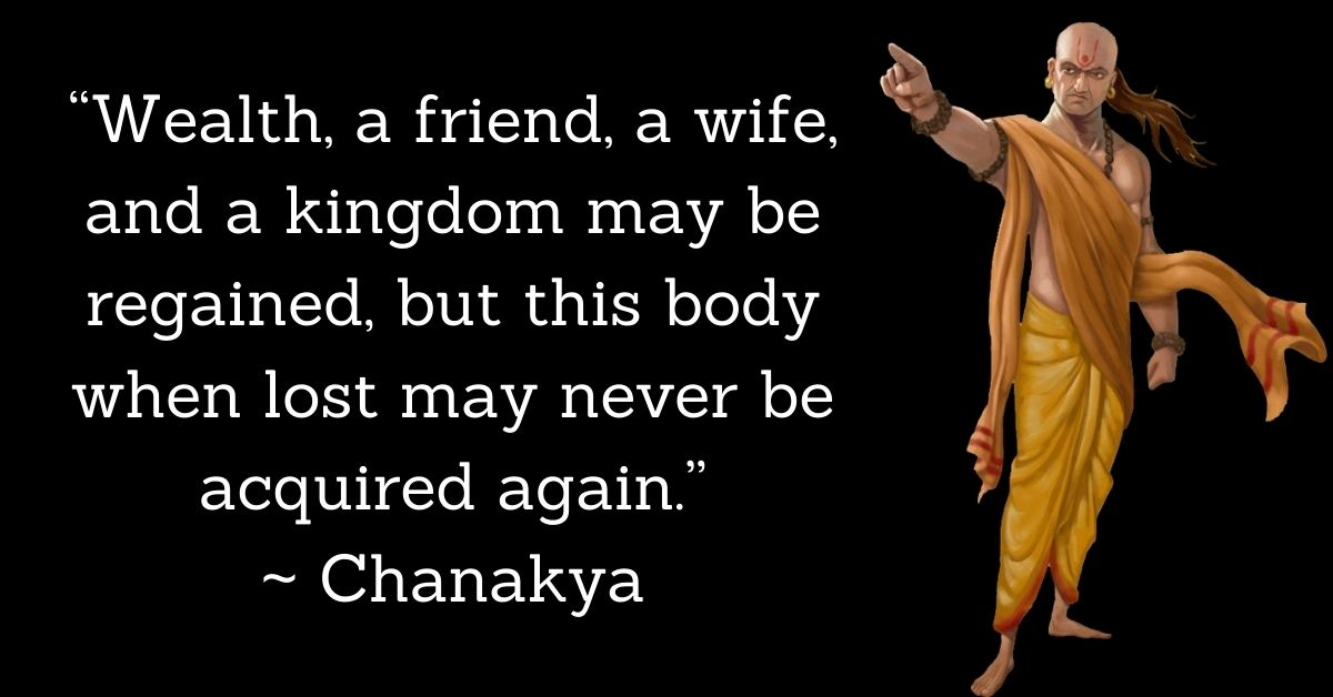 Chanakya Prernadayak Quotes In English HD Pictures Download