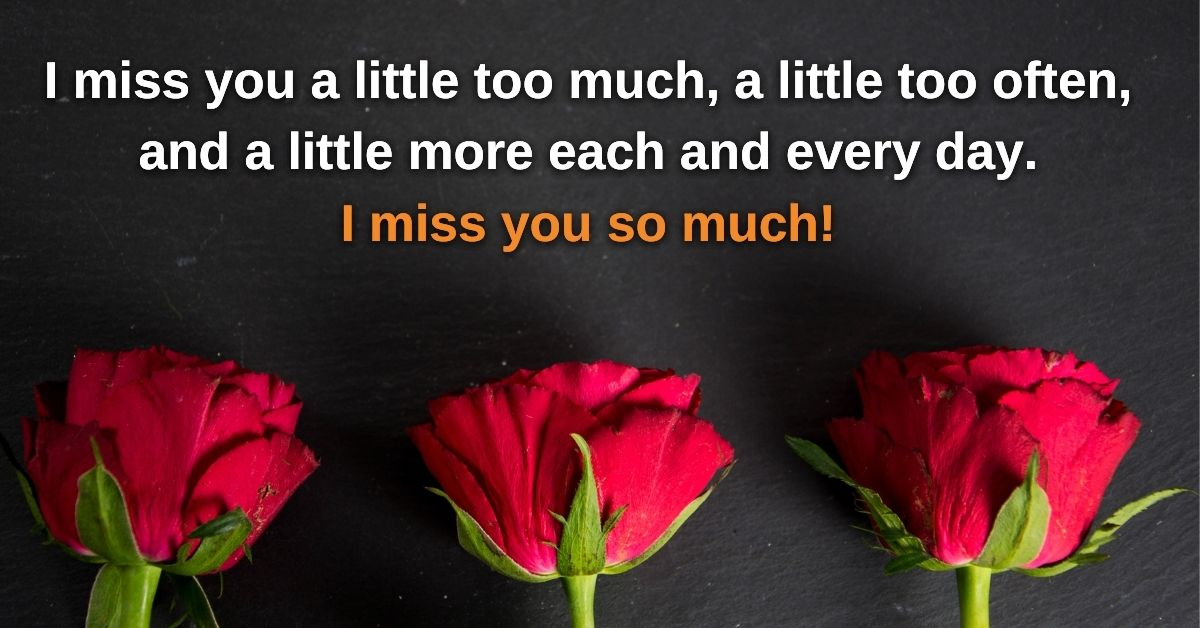 Miss U HD Pictures For Lover Download For Facebook
