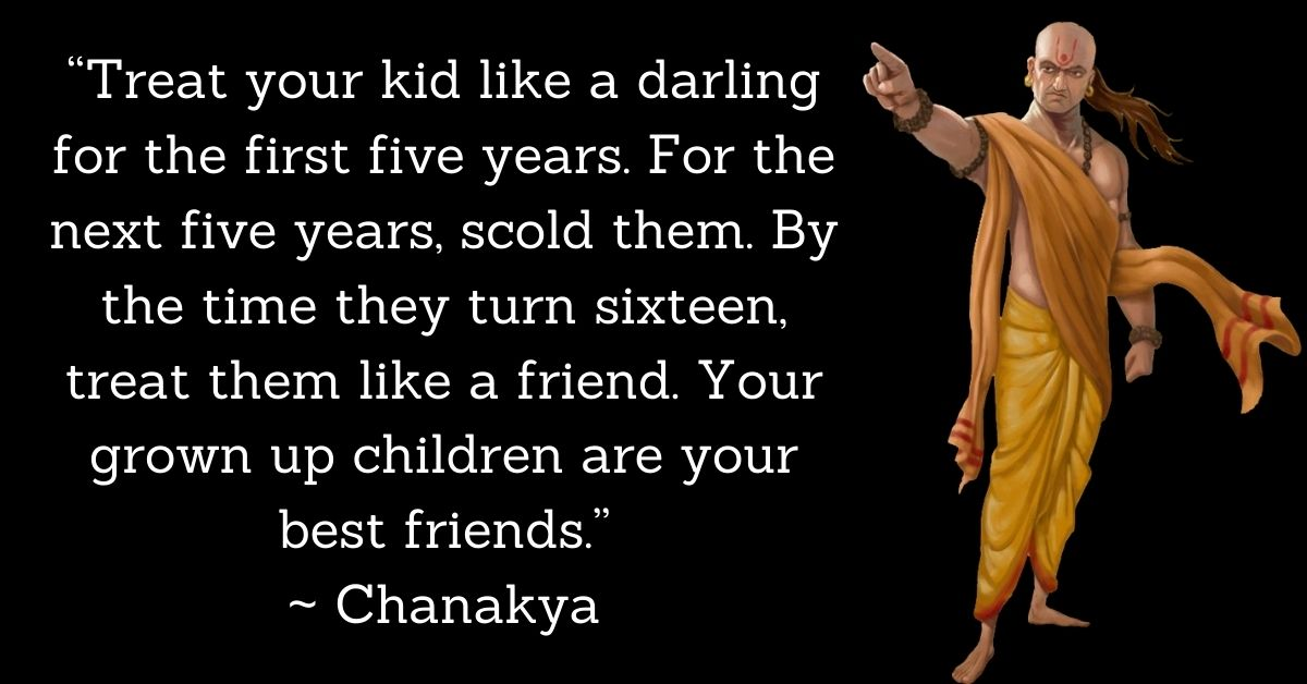 Chanakya Prernadayak Quotes In English HD Pics Download