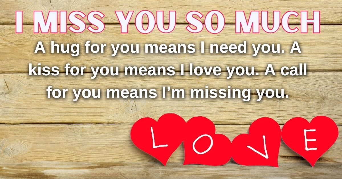 Miss U HD Photos For Lover Download For Facebook