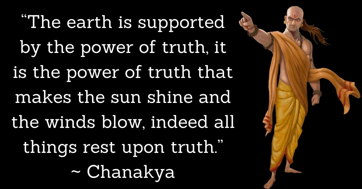 Chanakya Inspirational Thoughts In English HD Images Download