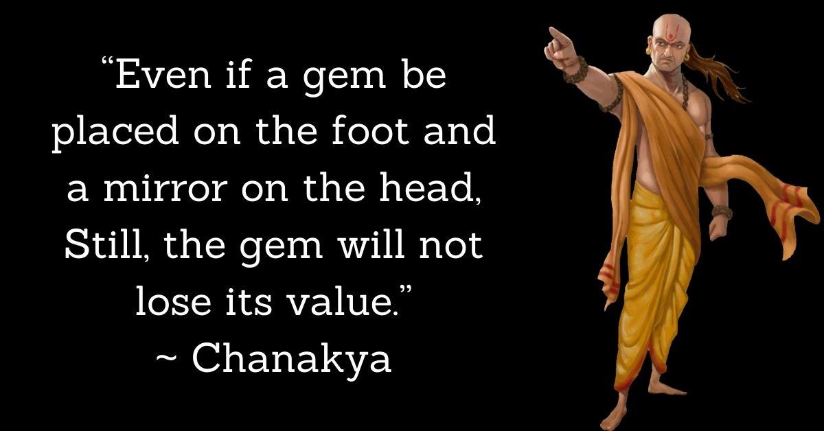Chanakya Inspirational Thoughts In English HD Pics Download