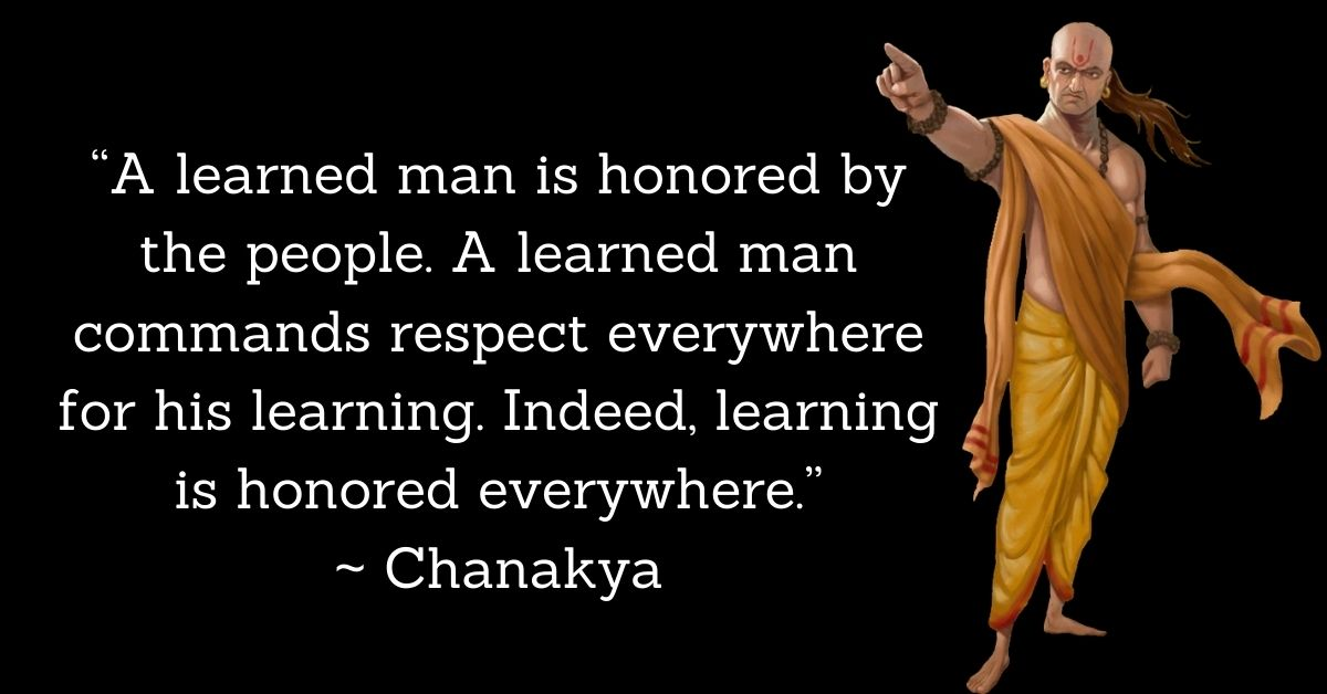 Chanakya Motivational Thoughts In English HD Pictures Download