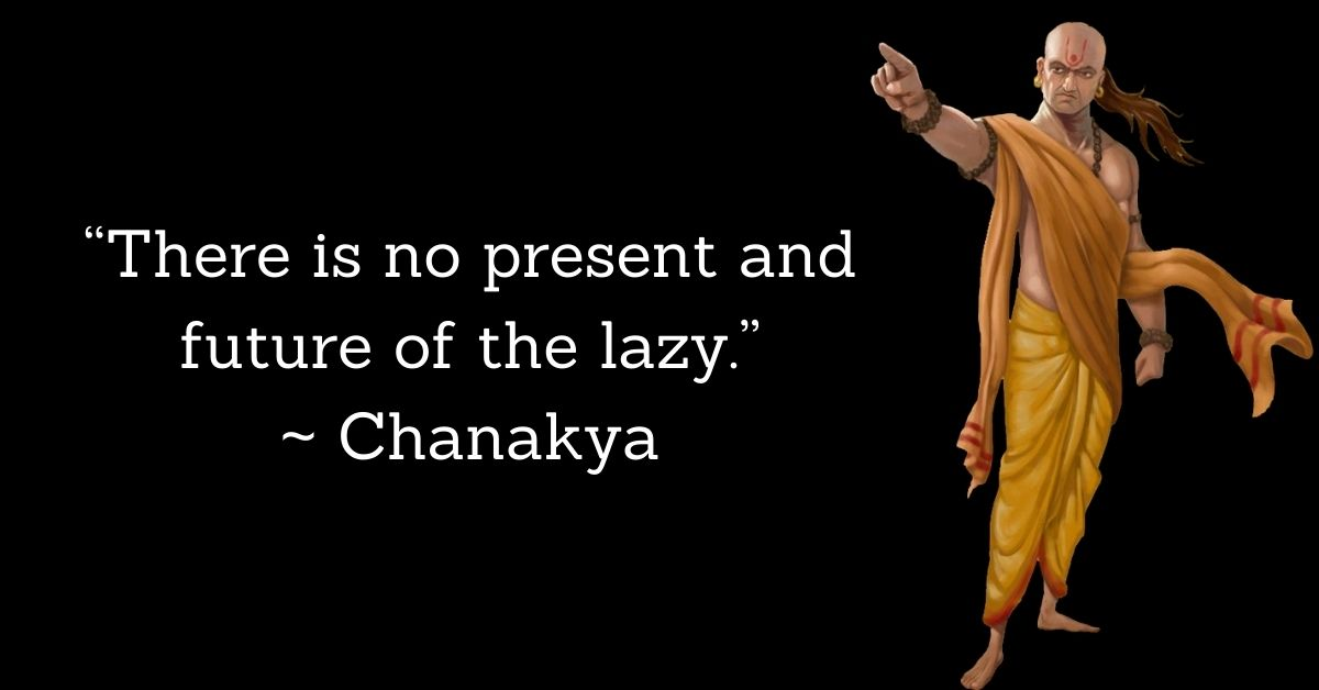 Chanakya Motivational Thoughts In English HD Photos Download