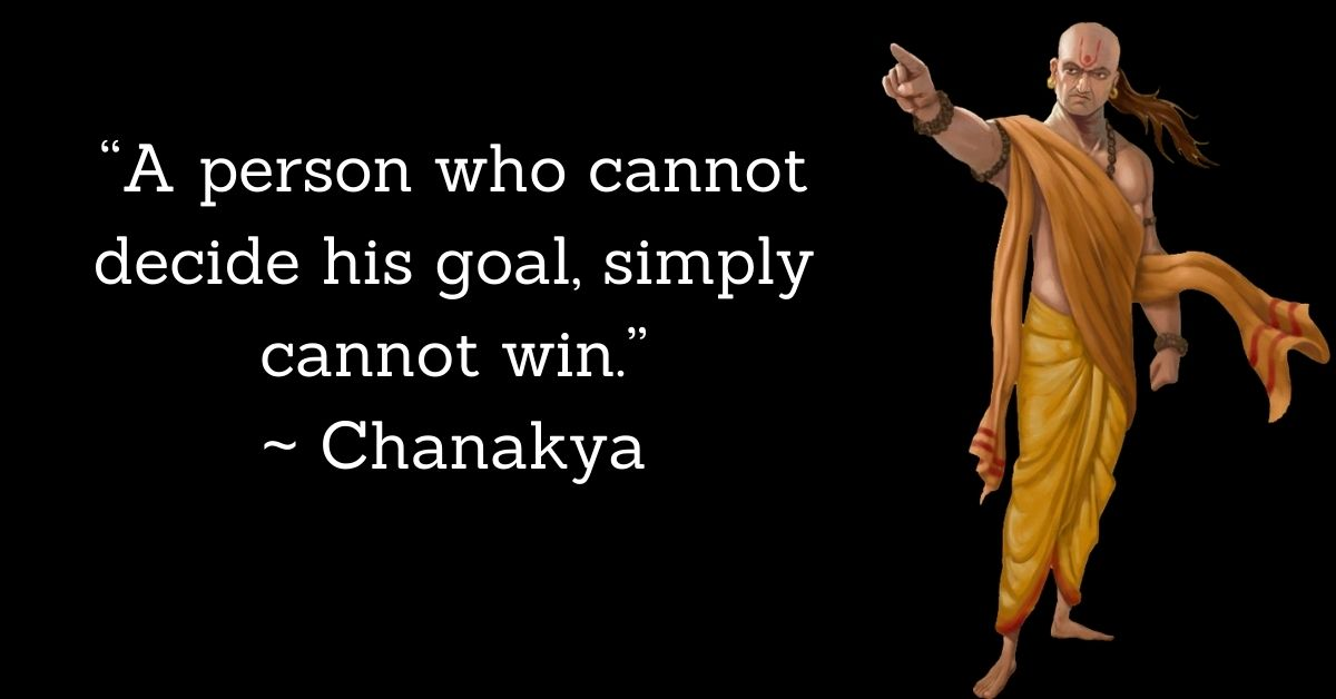 Chanakya Inspirational Quotes In English HD Images Download