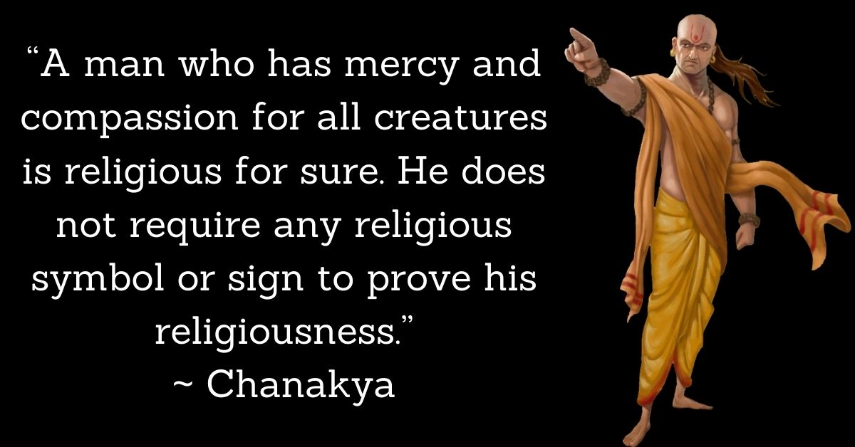 Chanakya Inspirational Quotes In English HD Photos Download