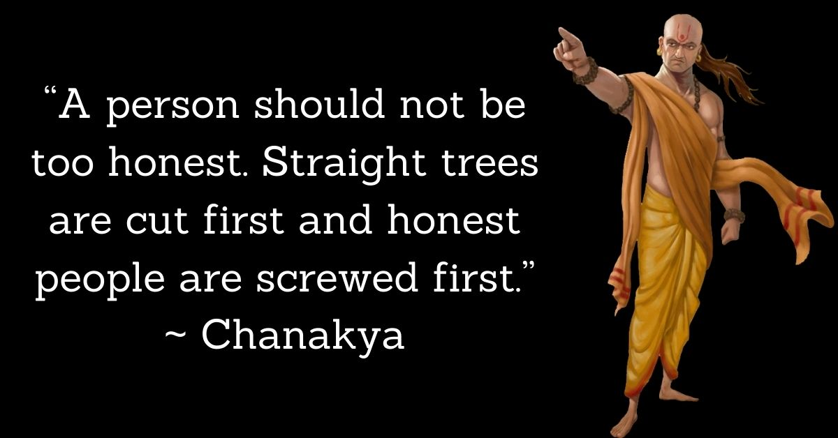 Chanakya Motivational Quotes In English HD Pics Download