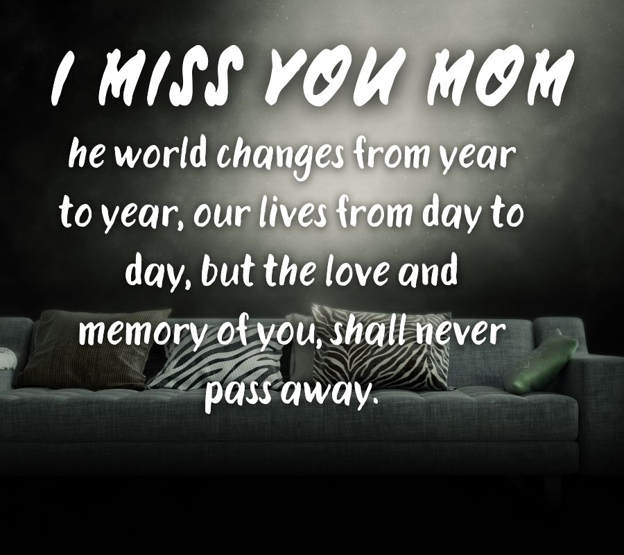 I Miss You Mom HD Pics Download Free For WhatsApp
