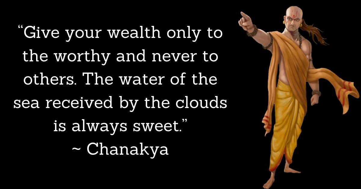 Chanakya Inspirational Thoughts In English HD Pictures Download