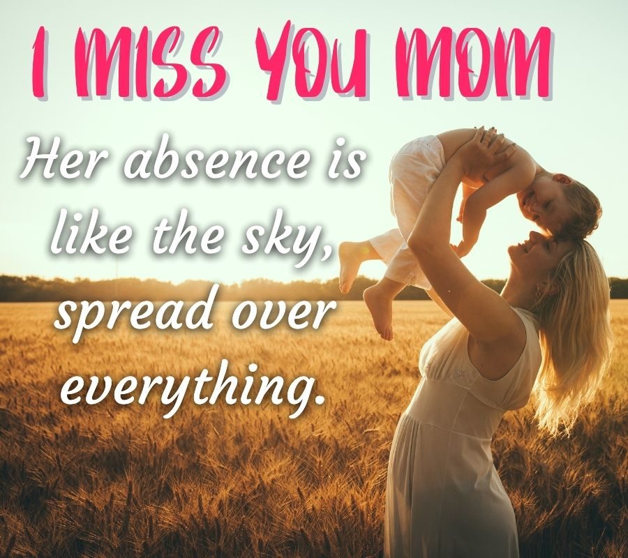 I Miss U Mom HD Images Download Free For Facebook