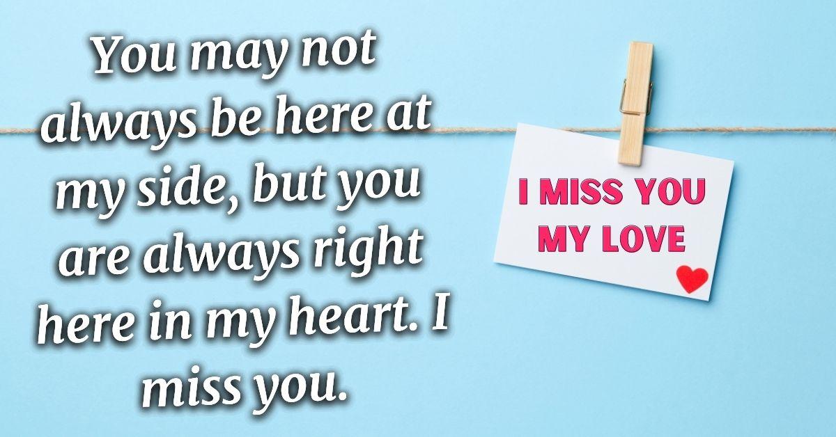 I Miss U HD Pictures For Lover Download For Facebook