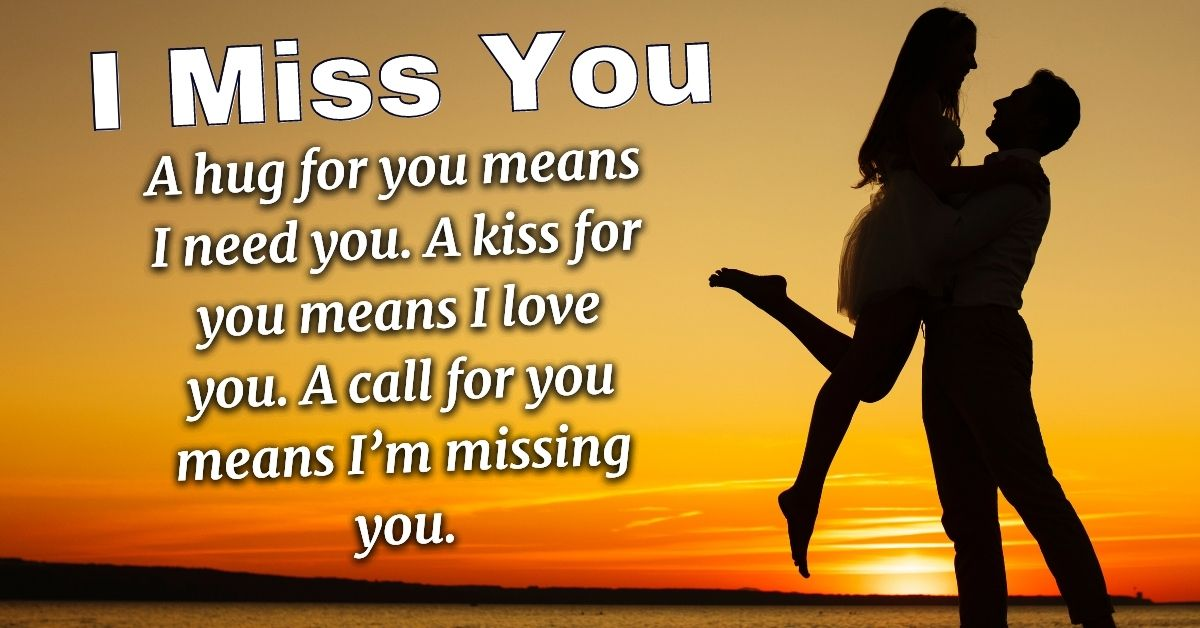I Miss U HD Pics For Lover Download For Facebook