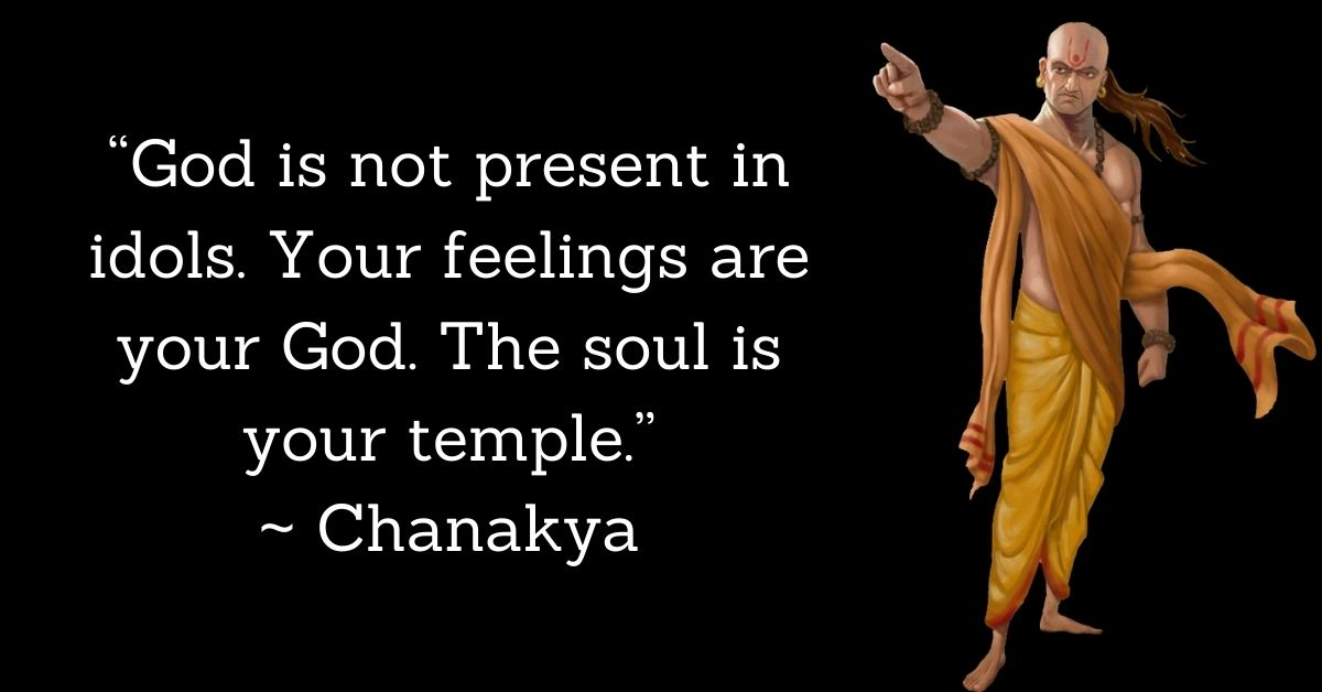 Chanakya Prernadayak Quotes In English HD Images Download