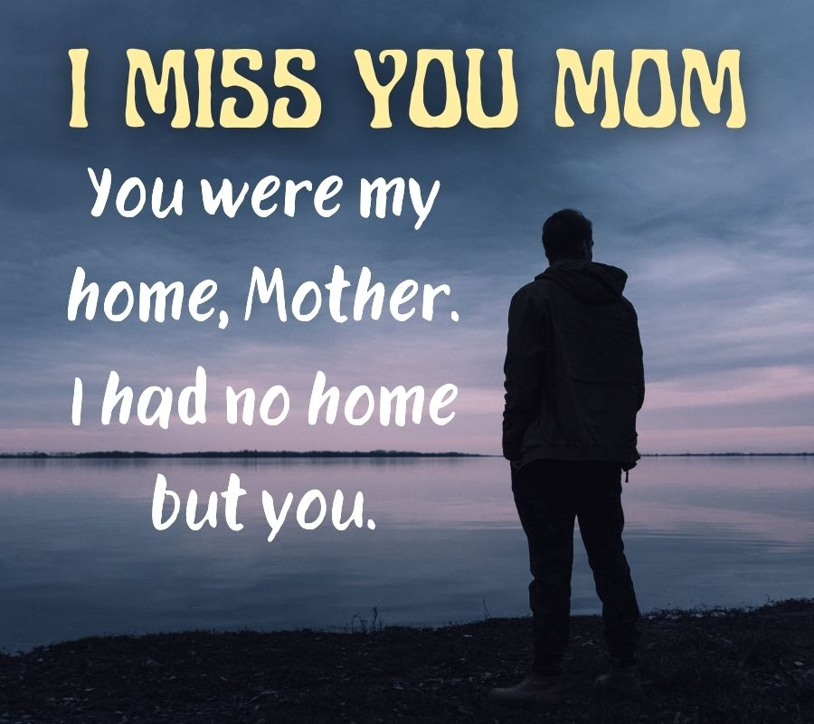 Miss You Mom HD Images Download Free For Facebook