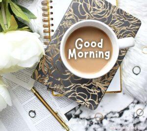 good morning tea photos hd