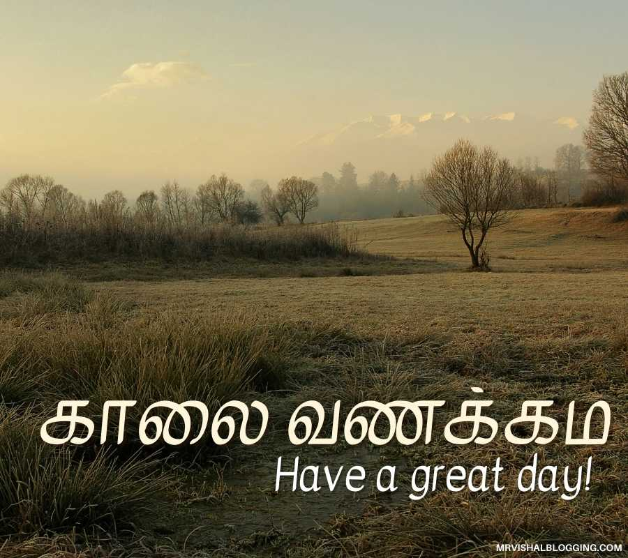 Good Morning Love Pictures In Tamil