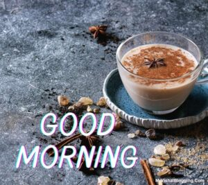 good morning tea pic