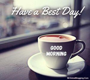 good morning milk tea images