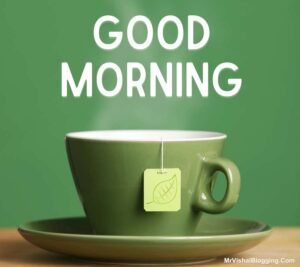 good morning tea images download hd