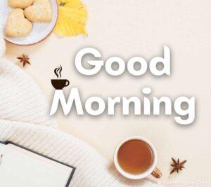 good morning tea cup pics download