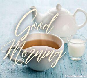 good morning tea photos